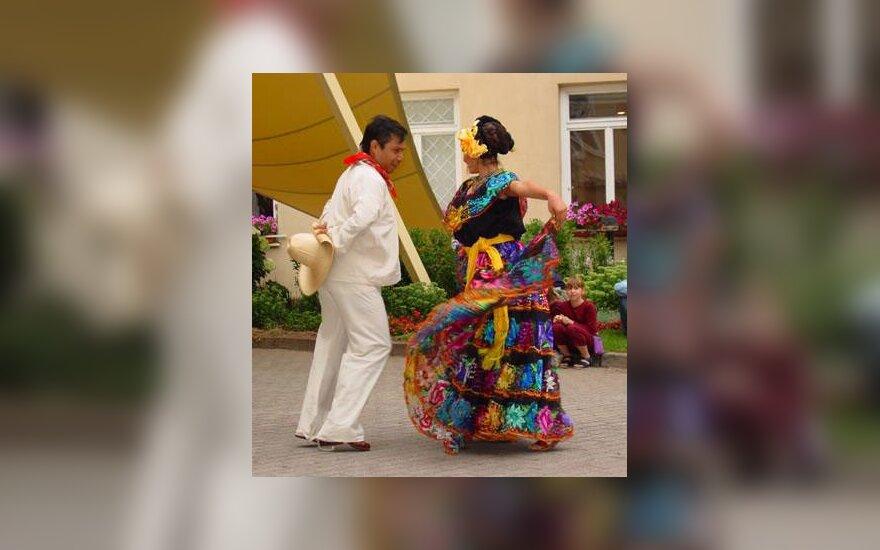 Meksikiečių šokiai