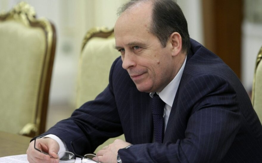 Head of the Russian Federal Security Service Aleksandr Bortnikov