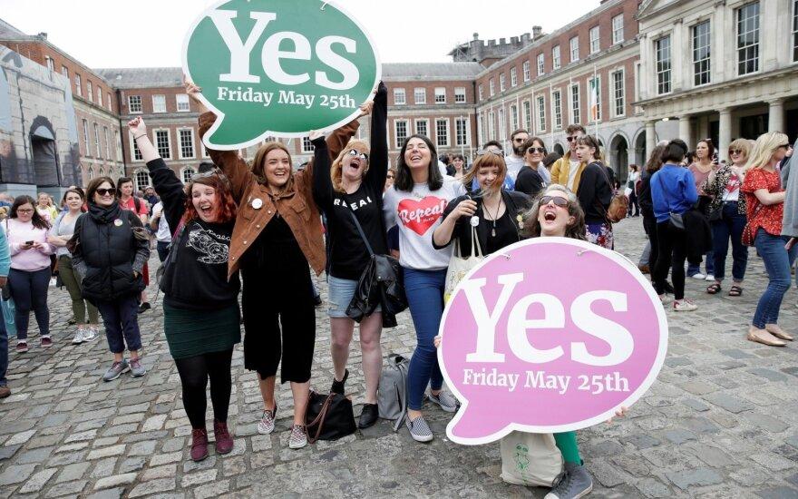 Airijos referendumas
