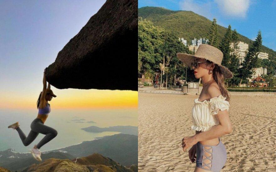"""""""Instagram"""" žvaigždė Sofia Cheung"""