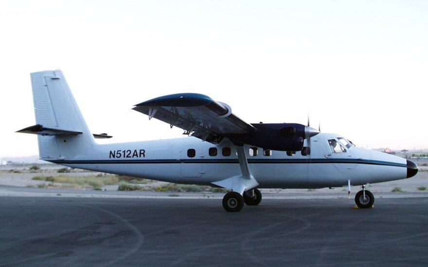 Indonezijoje dingo keleivinis lėktuvas
