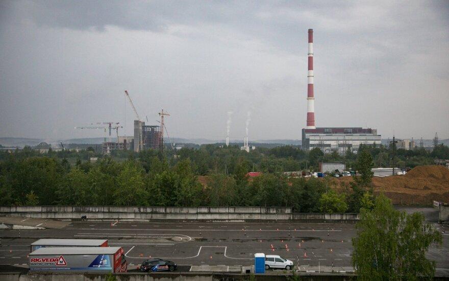 Vilniaus kogeneracinėje jėgainėje pradedami karštieji bandymai