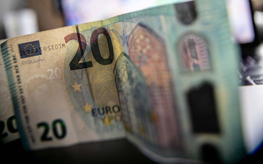 Preliminarios ESO pajamos – 11,2 proc. didesnės nei prieš metus