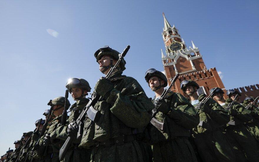 Desantininkų šventė Maskvoje