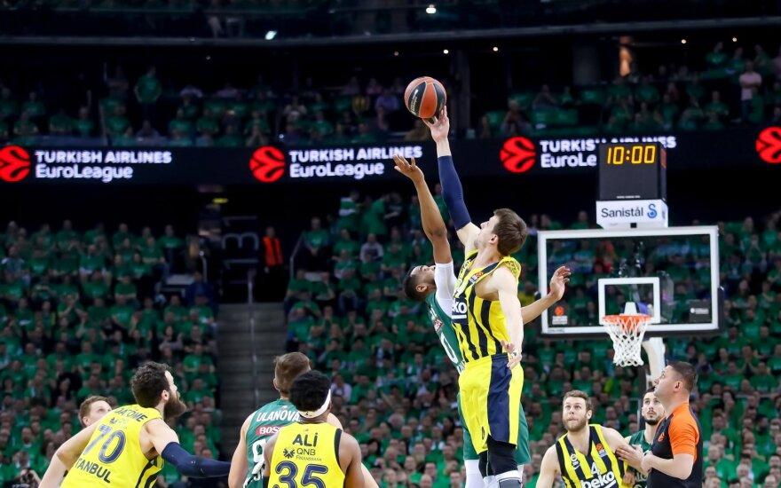 """Žingsnis link NBA? Eurolygoje nelieka """"tautinių"""" vietų, daugiau šansų – """"Eurocup"""" klubams"""