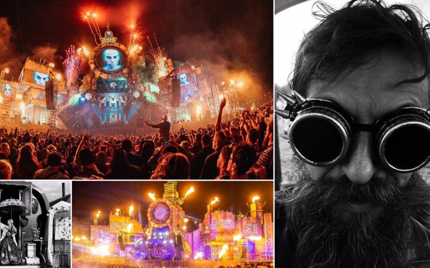 """Baltic Balkan"", festivalis ""Boomtown Fair"" /Foto: grupės, organizatorių"