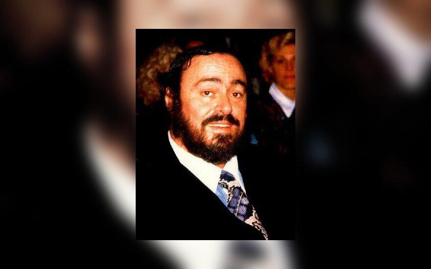 L.Pavarottis