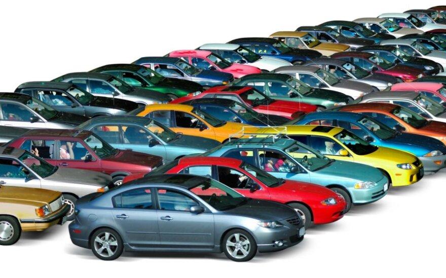 Naudoti automobiliai