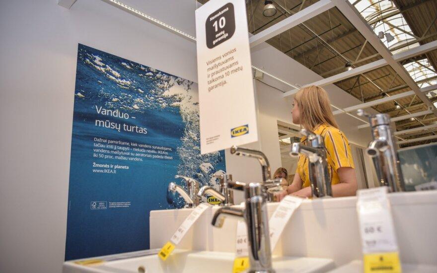 """Klaipėdoje """"Ikea"""" išaugo daugiau nei perpus: naujos paslaugos ir švediški maisto produktai"""