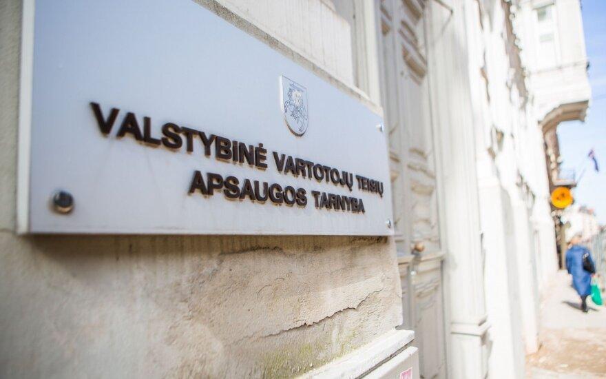 """UAB """"Skrydžiai LT"""" skirta sankcija už nesąžiningą komercinę veiklą"""