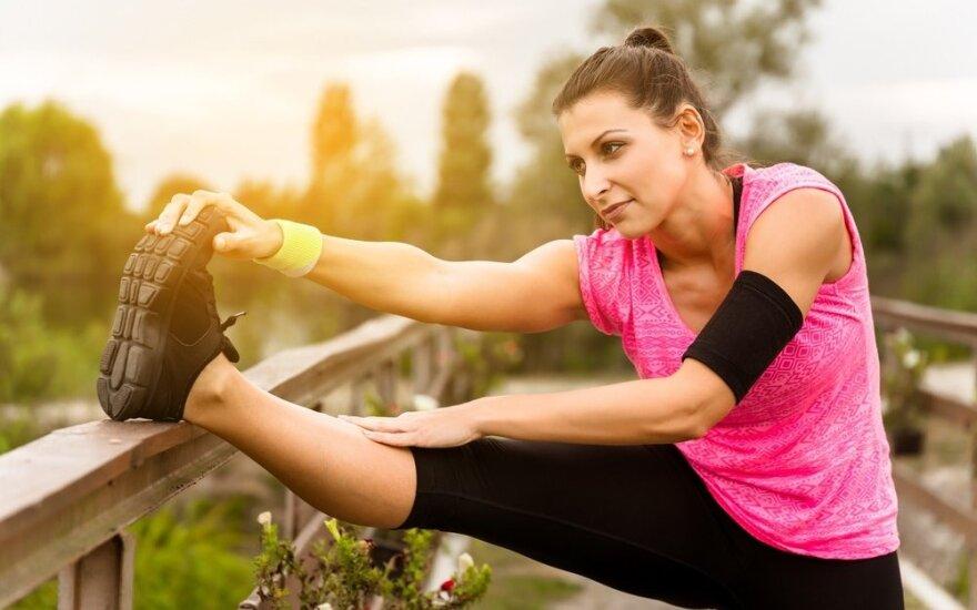 Sparčiai populiarėjančios tempimo treniruotės: ne tik mada, bet ir didelė nauda sveikatai