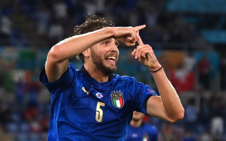Euro 2020: Italija – Šveicarija