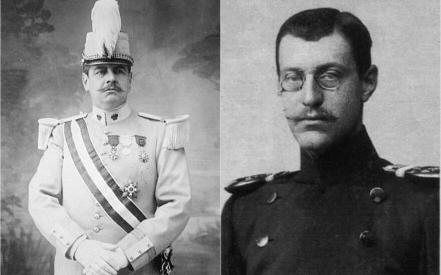 Louisas ir Wilhelmas Urachas