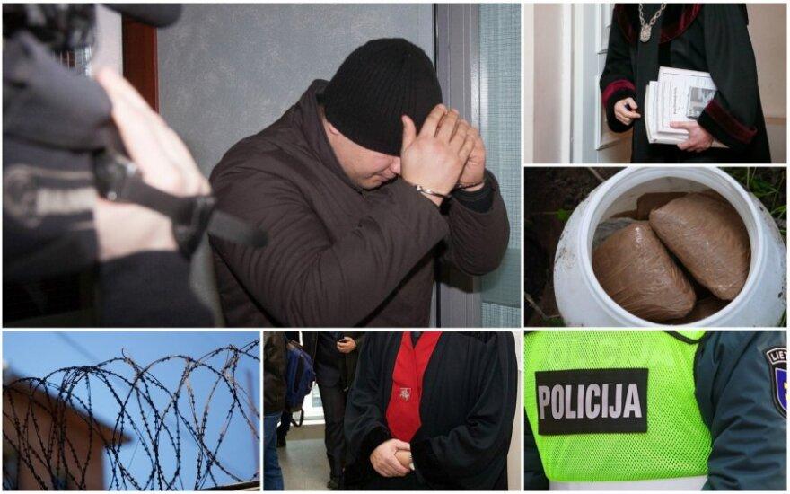 Dar neregėtas skandalas Lietuvoje: policija suklastojo bylą, o teismas įkalino nekaltus žmones