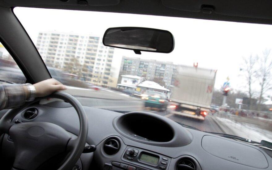 Vairuoti, vairaratis