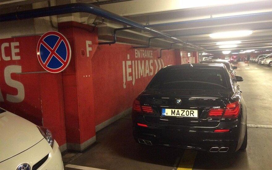 """Savaitės """"Baudos kvitas"""": mano automobilis – mano taisyklės"""