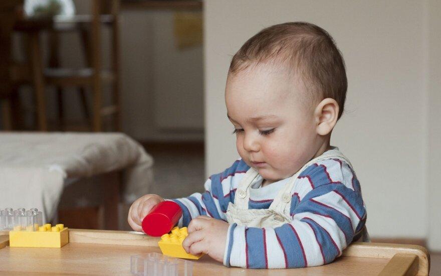 Pedagogė pataria atidžiau rinkti vaikams žaislus: kai kurie gali padaryti daugiau žalos nei naudos