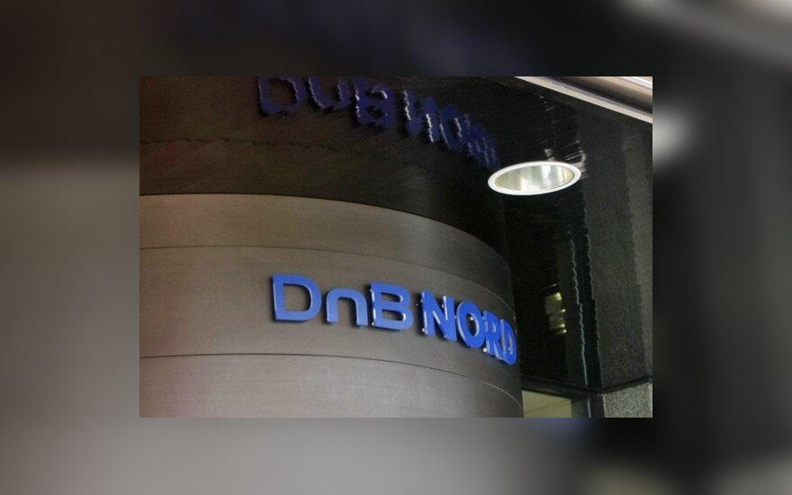 """Per pusmetį """"DnB Nord"""" bankas patyrė 136 mln. Lt nuostolį"""