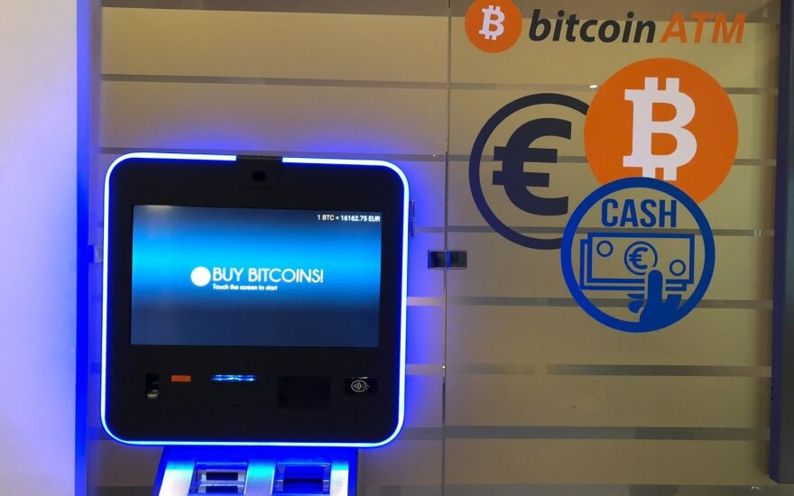Lietuvos bankas: Europos institucijos skelbia aliarmą dėl kriptovaliutų