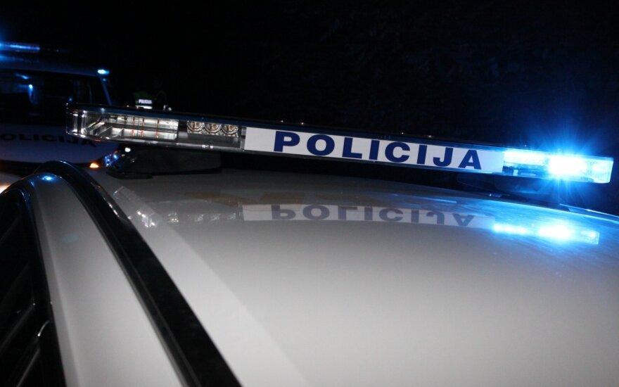 Ariogaloje pėsčiąjį užmušęs vairuotojas pabėgo