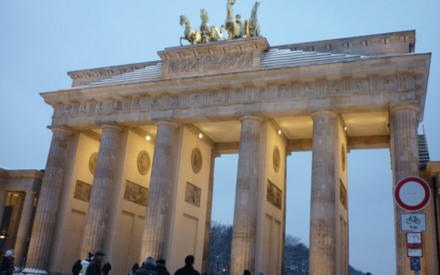 Kalėdos Berlyne 2010, DELFI skaitytojos Inaros nuotr.