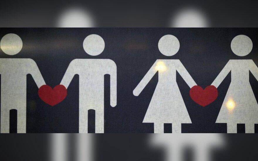 Seime – įstatymas, leidžiantis registruoti partnerystę heteroseksualams ir homoseksualams