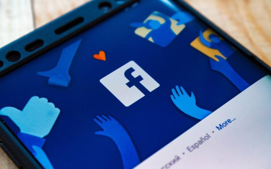 """""""Facebook"""" sumokės kompensaciją """"keršto pornografijos"""" auka tapusiai paauglei"""