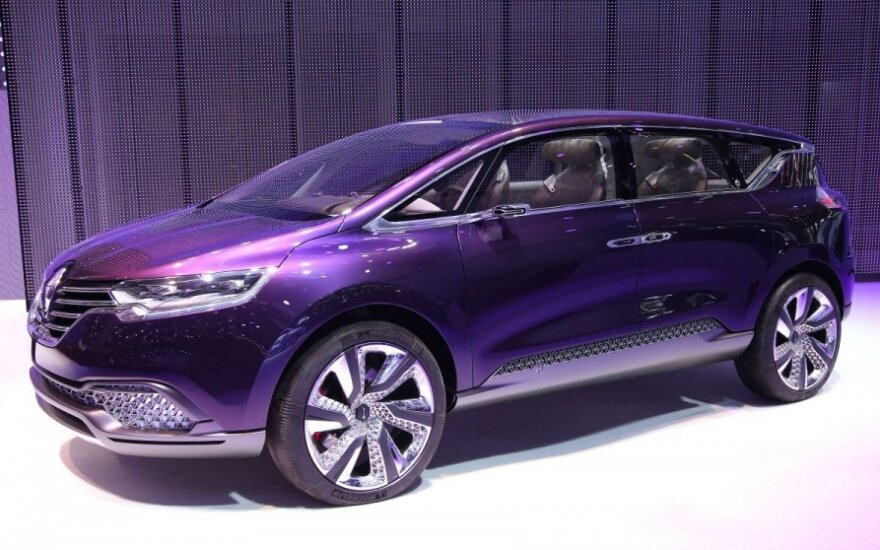 Renault Initiale Paris koncepcija