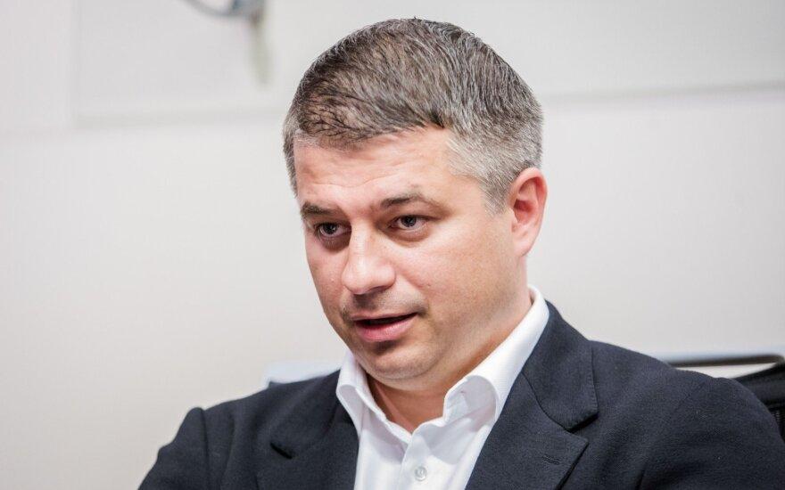 """Gediminas Žiemelis: """"Bombardier"""" rizikuoja žmonių gyvybe"""