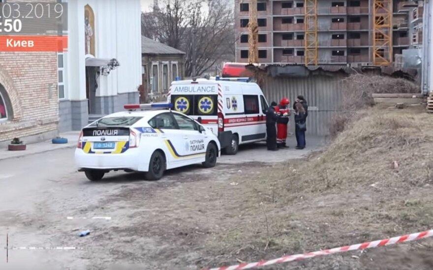 Kijeve rastas negyvas prezidento Petro Porošenkos administracijos darbuotojas