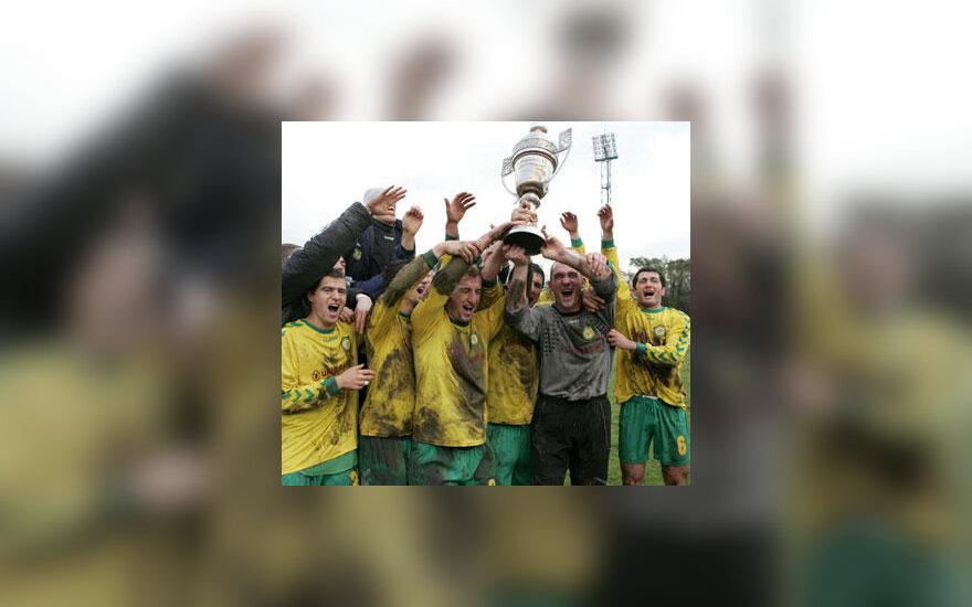 """FBK """"Kaunas"""" futbolininkai"""