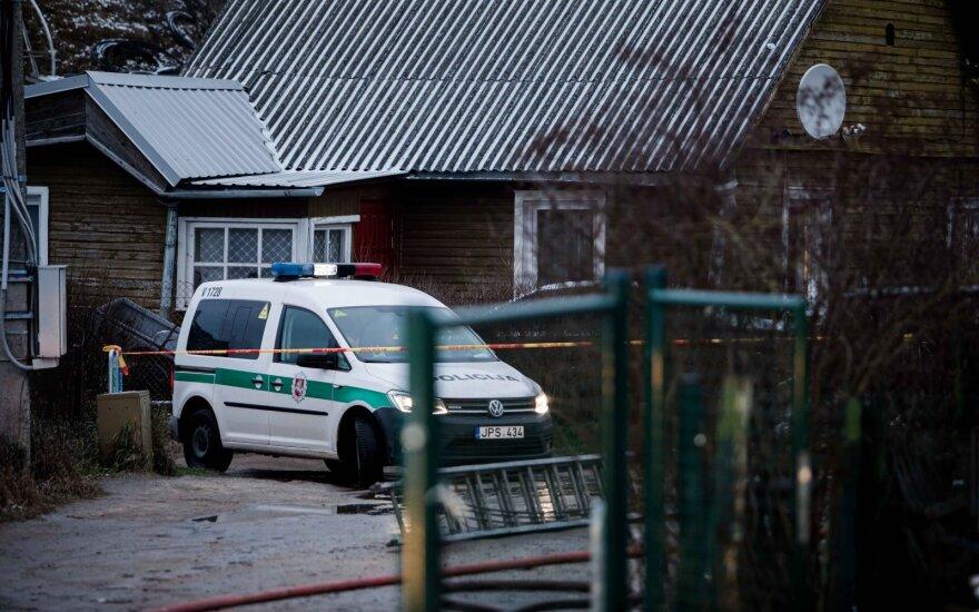 Liepsnos Rokiškio rajone pasiglemžė vyriškio gyvybę