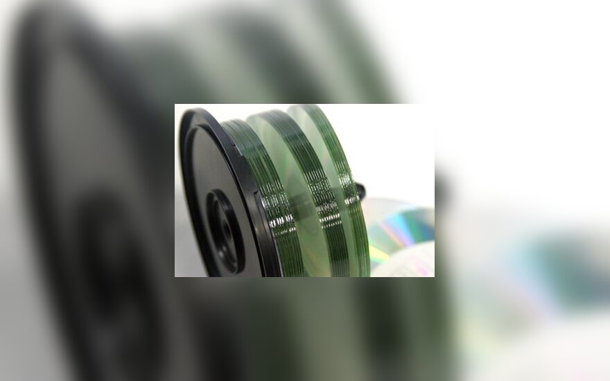 Šiauliuose aptikta piratinių kompaktinių diskų gamykla