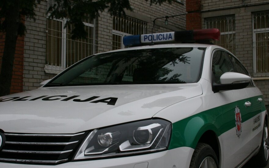 Buitinį incidentą padėjo išspręsti policija