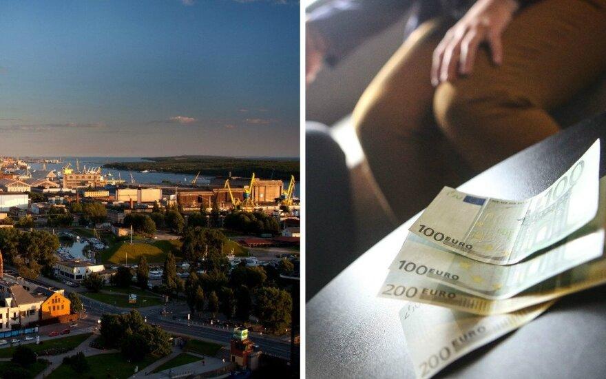 Klaipėdietis įvardijo išlaidas uostamiestyje: normaliam gyvenimui reikia bent 1380 eurų