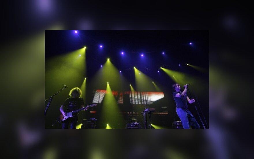 """Mumiy Troll"" koncertas Vilniuje"