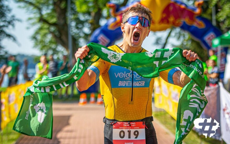 Lietuvos triatlono taurė 2019, Veisiejų etapas