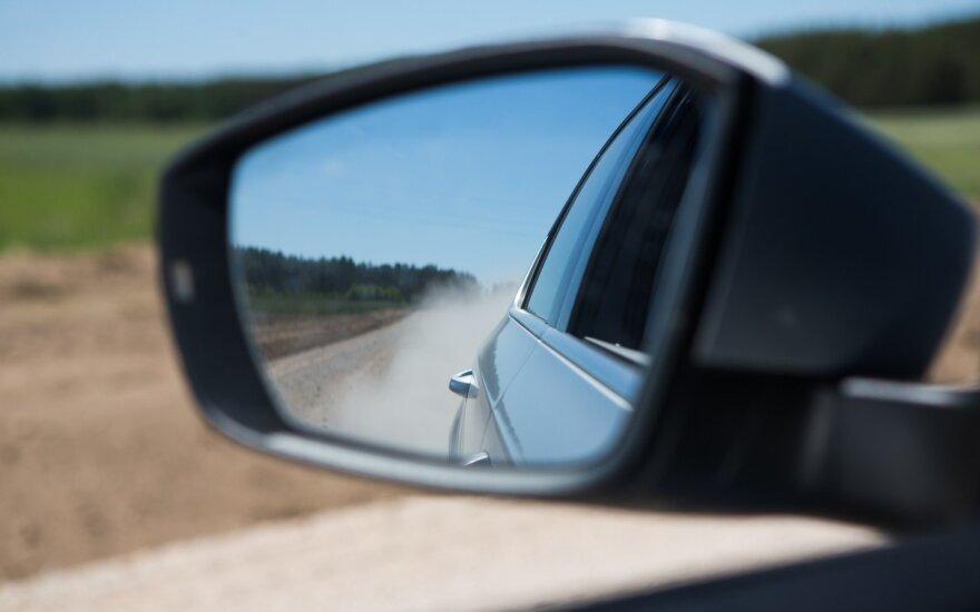 Automobilio veidrodėlis