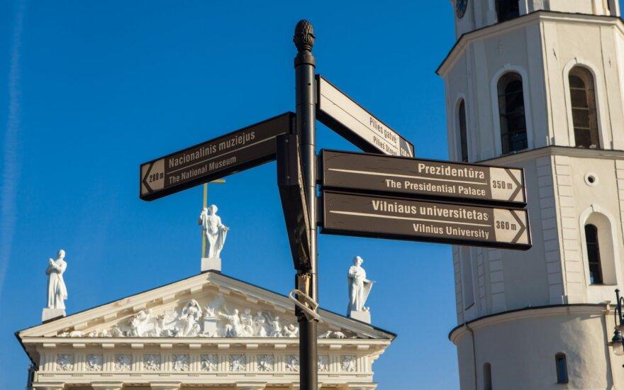 Lietuvos gyventojai po savo šalį trečiąjį ketvirtį keliavo daugiau