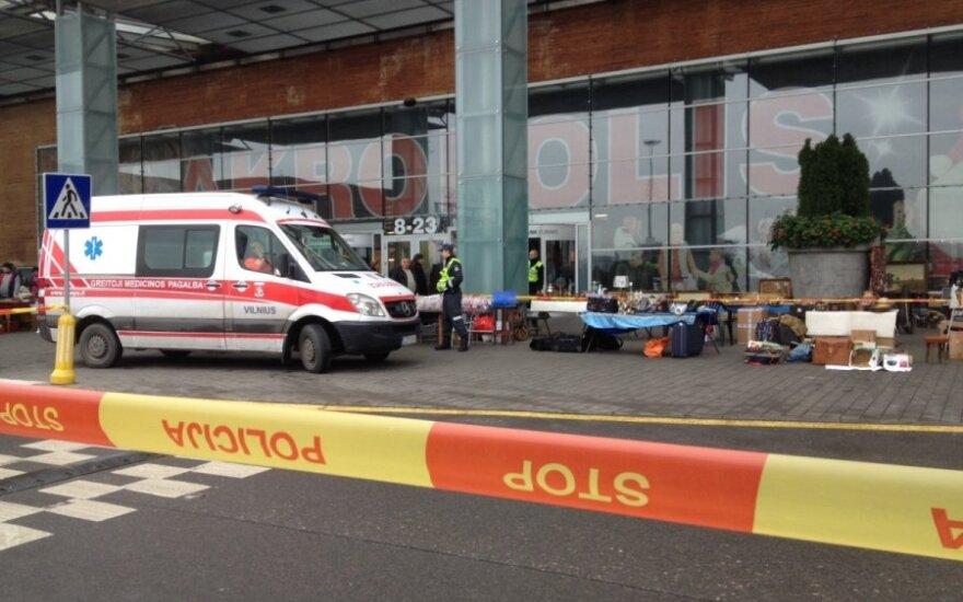 Incidentas Klaipėdoje: iš skriejančio moters automobilio iškrito vyras