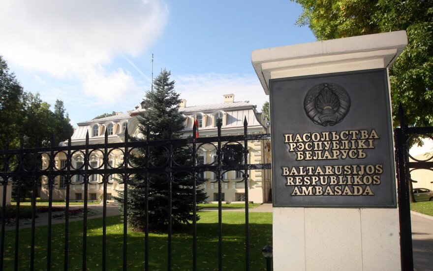 Belorussian Embassy in Vilnius