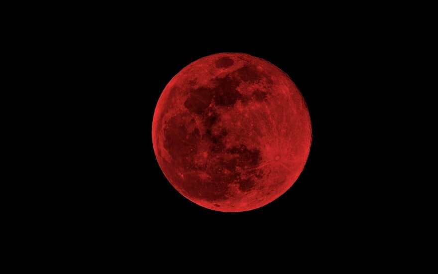 1110 metais danguje nebeliko Mėnulio: dabar mano išsiaiškinę, kodėl taip nutiko