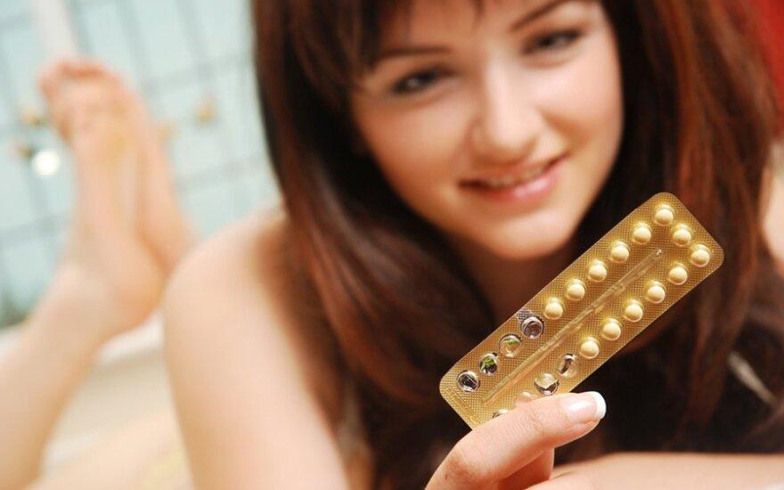 Lietuvoje atliktas tyrimas: kontraceptikai keičia moterų pažintinius sugebėjimus