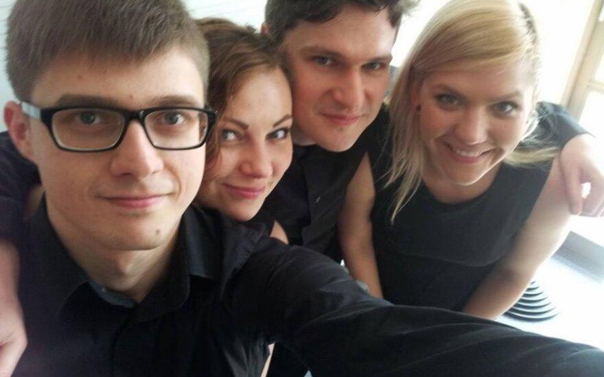"""Styginių kvartetas """"Adora"""""""