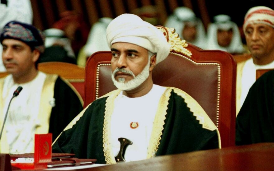 Qaboosas bin Saidas