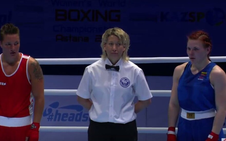 Rūta Sutkutė (dešinėje)