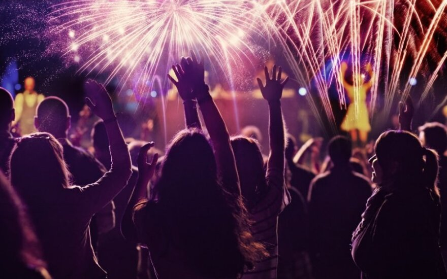 Vis dar nežinantiems, kur sutikti Naujuosius - įdomiausių vakarėlių pasiūlymai sostinėje