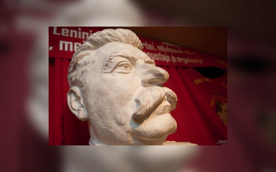 """Taline atidaryta paroda """"Po Stalino saule"""""""