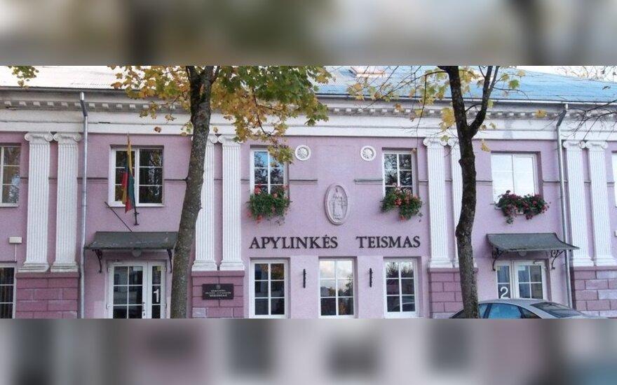 Ukmergės apylinkės teisme paskelbta ekstremali situacija