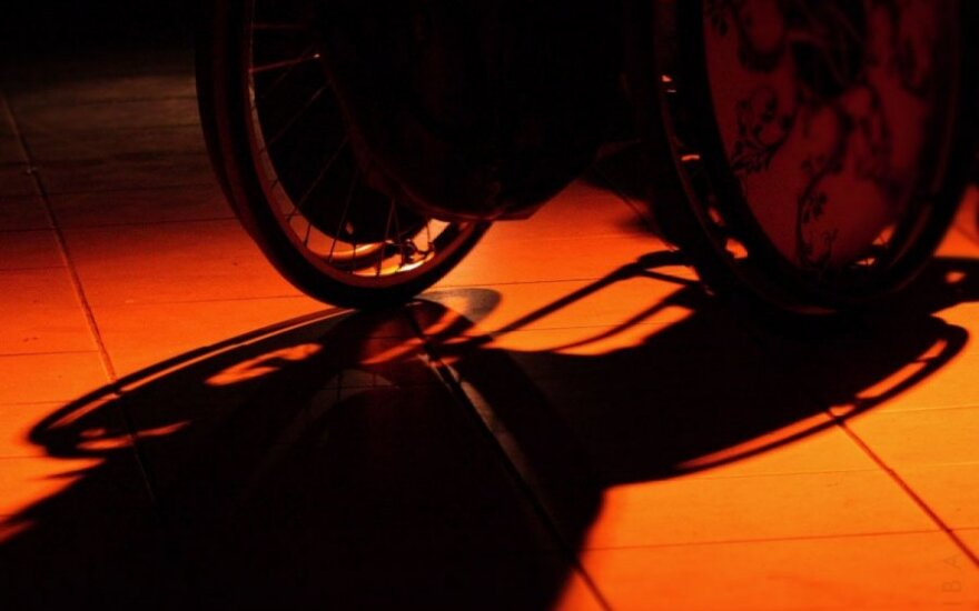 Negalia, asociatyvi nuotr.
